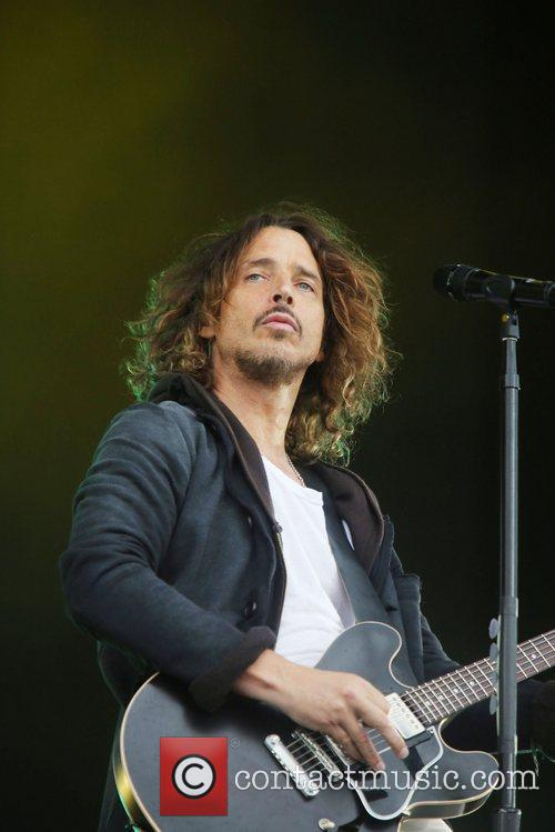 Chris Cornell and Soundgarden 5
