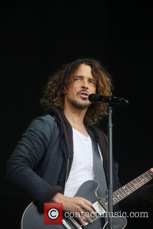 Chris Cornell and Soundgarden 6