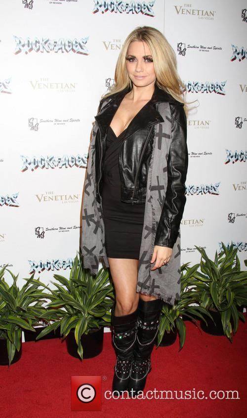 Angel Porrino The official opening-night party of 'Rock...