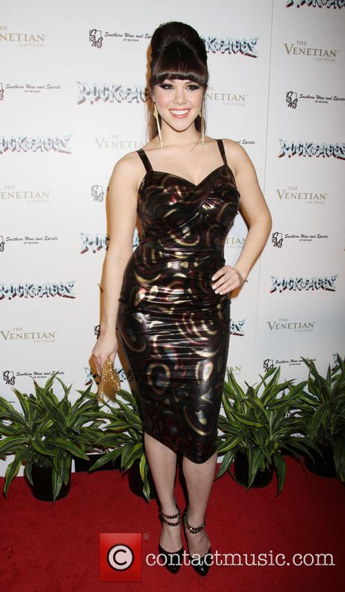 Claire Sinclair The official opening-night party of 'Rock...