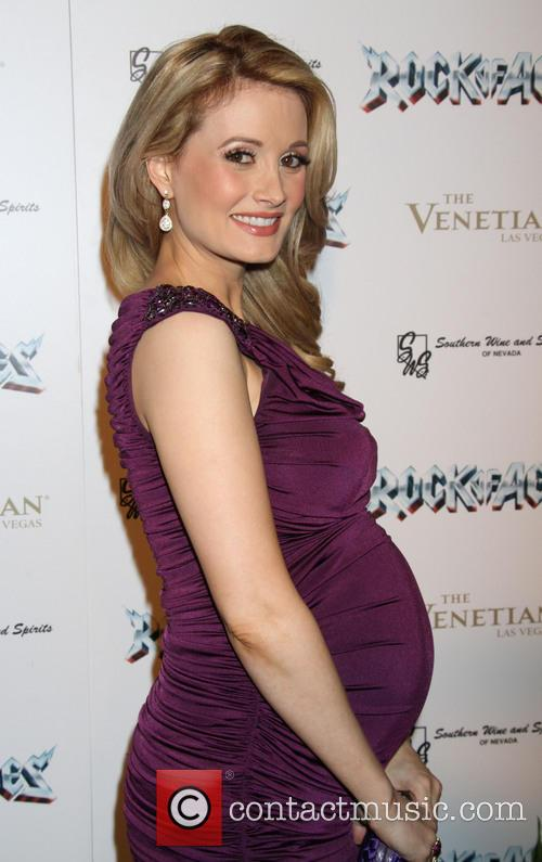 Holly Madison The official opening-night party of 'Rock...