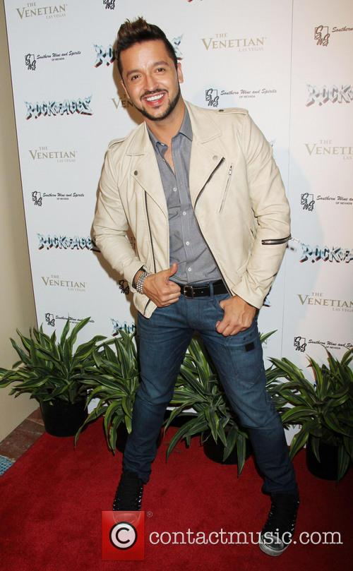Jai Rodriguez The official opening-night party of 'Rock...