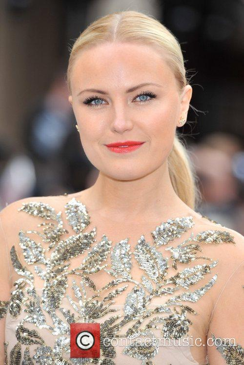 Malin Akerman and Odeon Leicester Square 8
