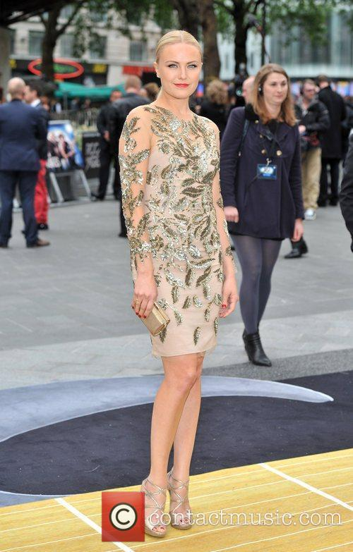 Malin Akerman and Odeon Leicester Square 10