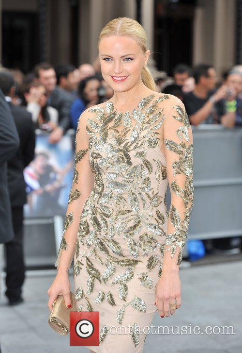 Malin Akerman and Odeon Leicester Square 11
