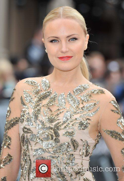 Malin Akerman and Odeon Leicester Square 15
