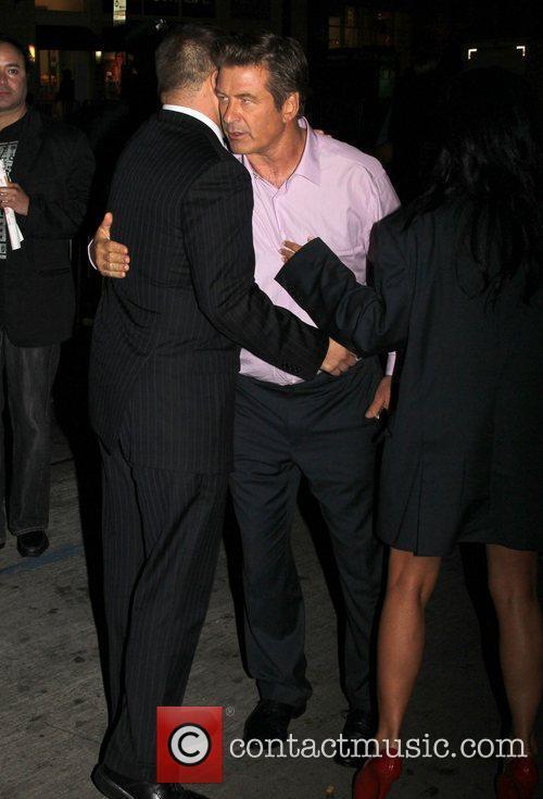 Alec Baldwin 'Rock Of Ages' premiere after party...