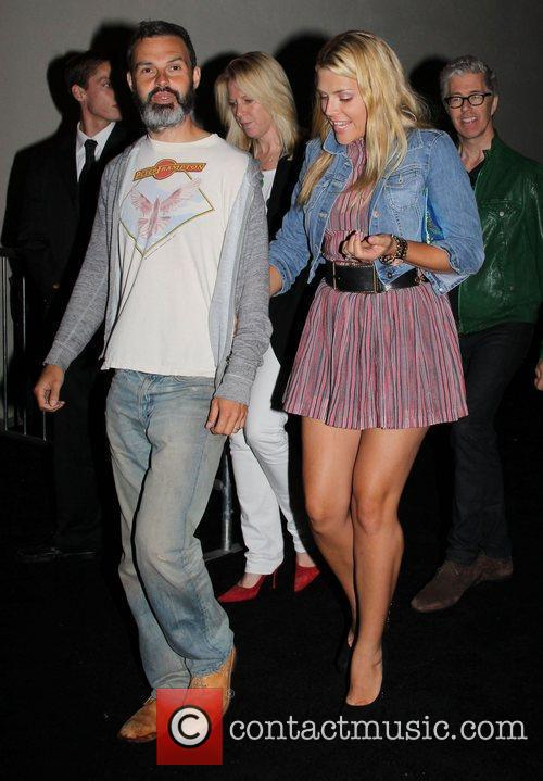 Busy Phillips 'Rock Of Ages' premiere after party...
