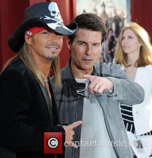 Bret Michaels and Tom Cruise 8