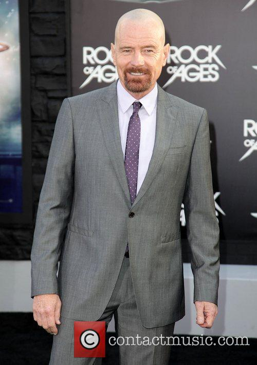 Bryan Cranston Premiere of Warner Bros. Pictures' Rock...