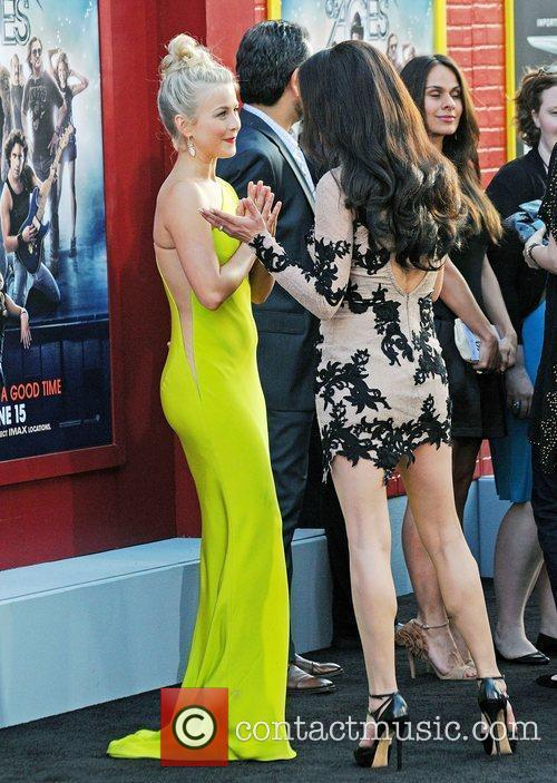 Catherine Zeta Jones and Julianne Hough 3