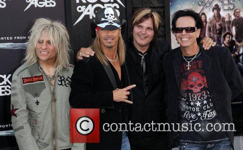 Bret Michaels and Poison 3