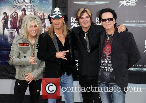 Bret Michaels and Poison 5
