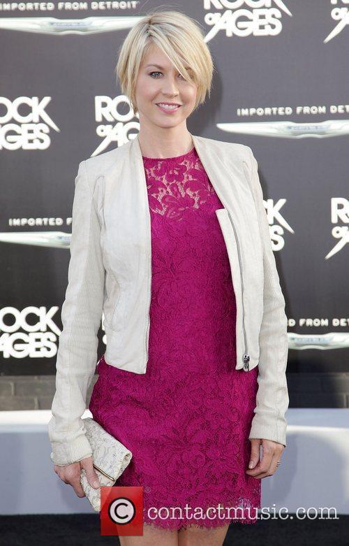 Jenna Elfman Premiere of Warner Bros. Pictures' Rock...