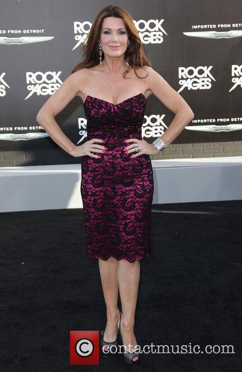 Lisa Vanderpump Premiere of Warner Bros. Pictures' Rock...