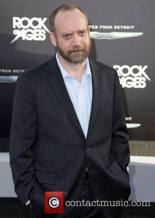 Paul Giamatti Premiere of Warner Bros. Pictures' Rock...