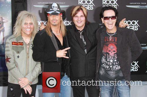 BRET MICHAELS and Poison 1