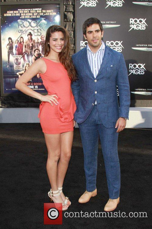 Eli Roth Premiere of Warner Bros. Pictures 'Rock...