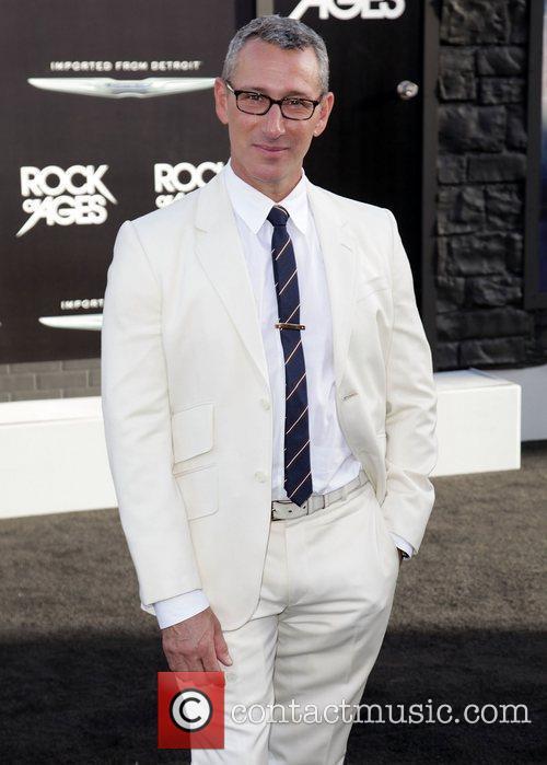Adam Shankman Premiere of Warner Bros. Pictures' Rock...
