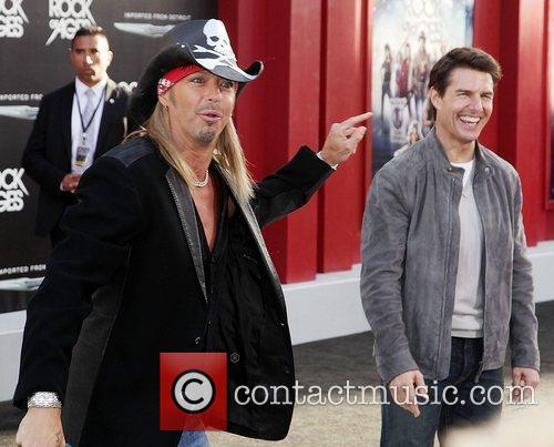 Bret Michaels and Tom Cruise 9