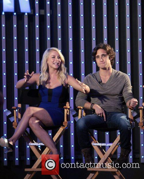 Julianne Hough and Diego Boneta 11
