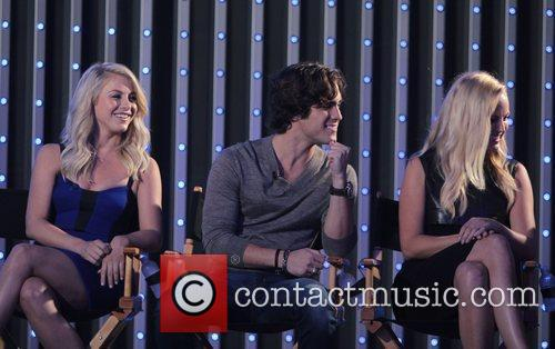 Julianne Hough, Diego Boneta and Malin Akerman 9