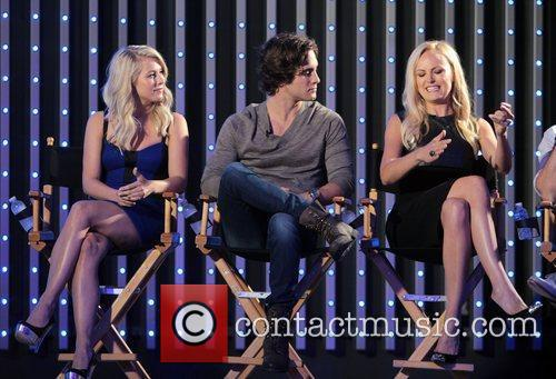 Julianne Hough, Diego Boneta and Malin Akerman 10