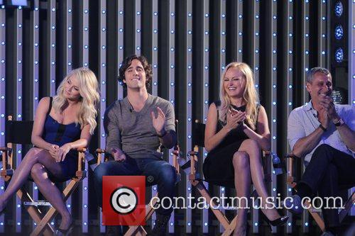 Julianne Hough, Adam Shankman, Diego Boneta and Malin Akerman 1