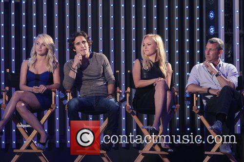 Julianne Hough, Adam Shankman, Diego Boneta and Malin Akerman 2