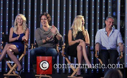 Julianne Hough, Adam Shankman, Diego Boneta and Malin Akerman 3