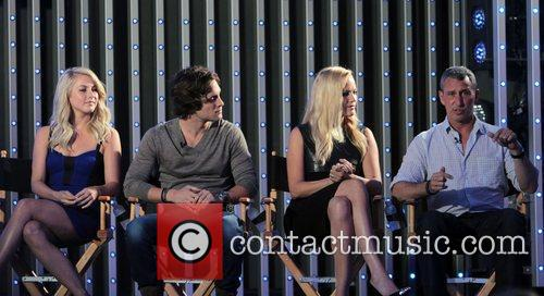Julianne Hough, Adam Shankman, Diego Boneta and Malin Akerman 4