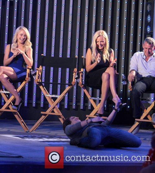 Julianne Hough, Adam Shankman, Diego Boneta and Malin Akerman 5