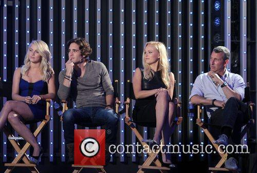 Julianne Hough, Adam Shankman, Diego Boneta and Malin Akerman 6