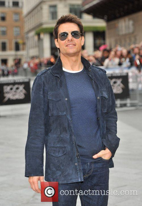 Tom Cruise and Odeon Leicester Square 2