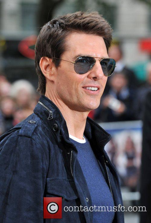 Tom Cruise and Odeon Leicester Square 3
