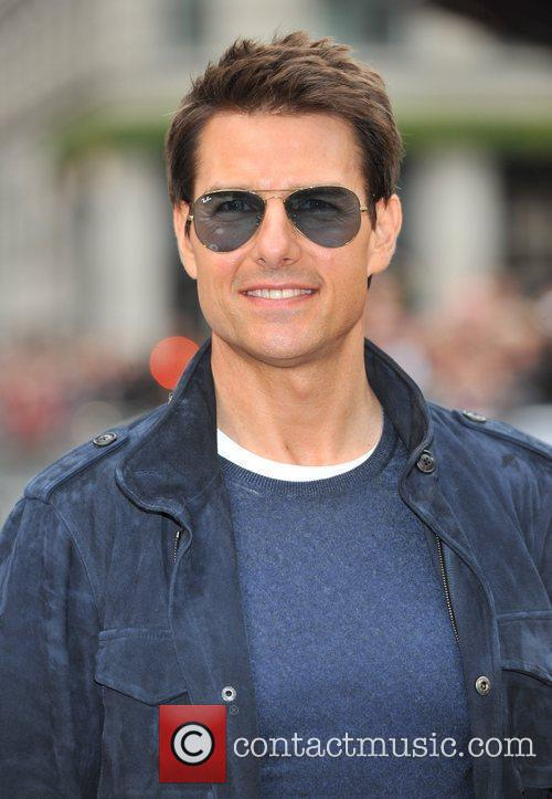 Tom Cruise and Odeon Leicester Square 4