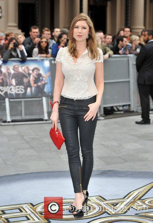 Hayley Westenra and Odeon Leicester Square 1