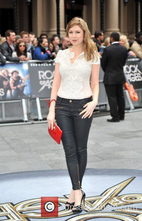 Hayley Westenra and Odeon Leicester Square 4