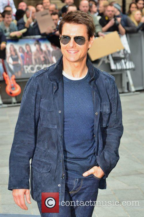 Tom Cruise and Odeon Leicester Square 21