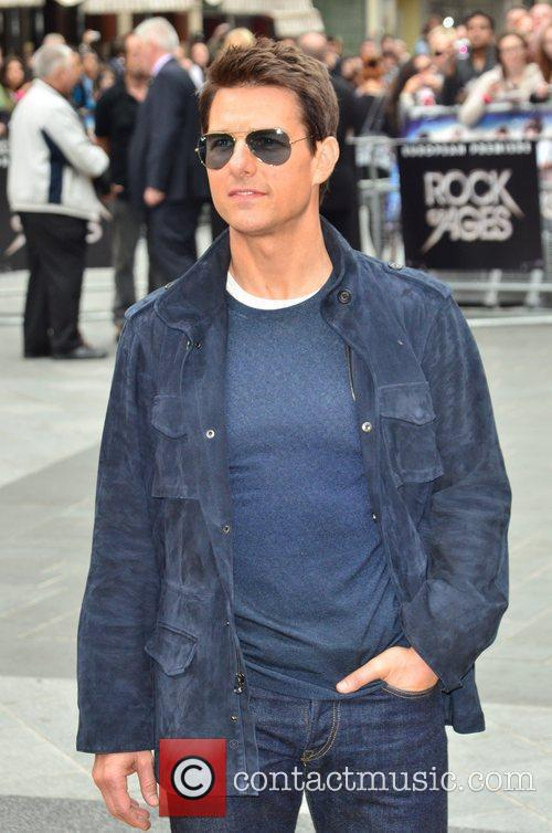 Tom Cruise and Odeon Leicester Square 23