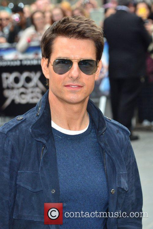 Tom Cruise and Odeon Leicester Square 24