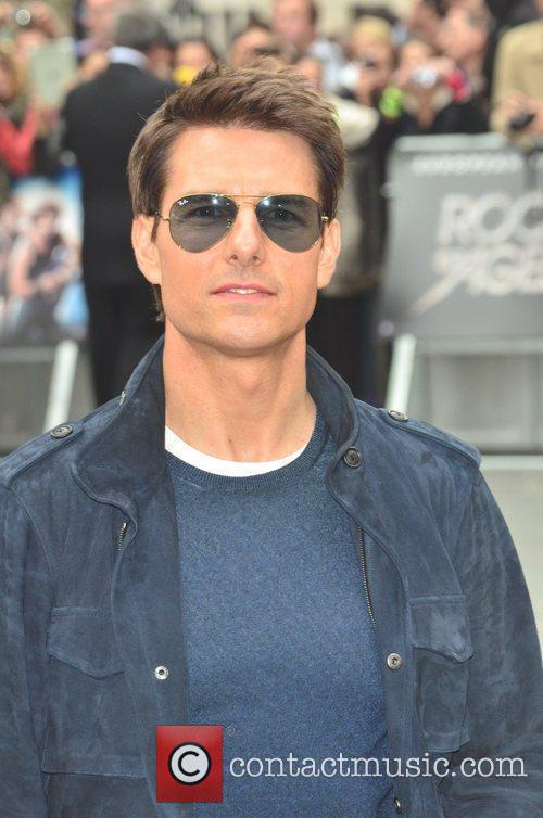 Tom Cruise and Odeon Leicester Square 25
