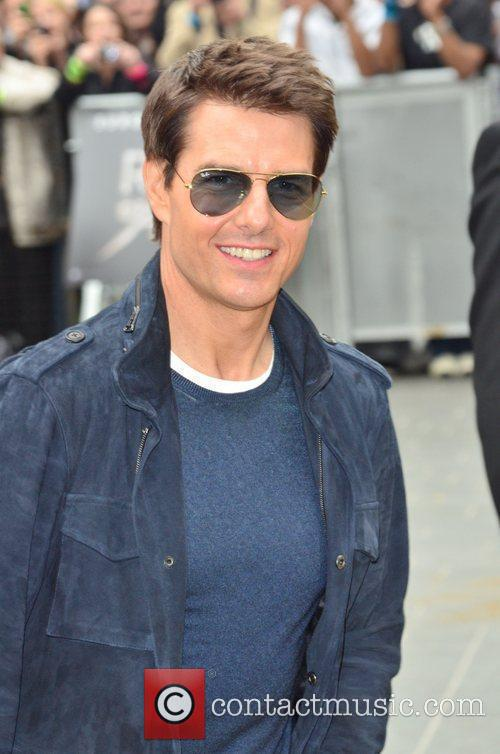 Tom Cruise and Odeon Leicester Square 26