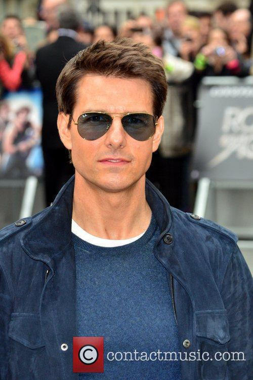 Tom Cruise and Odeon Leicester Square 27