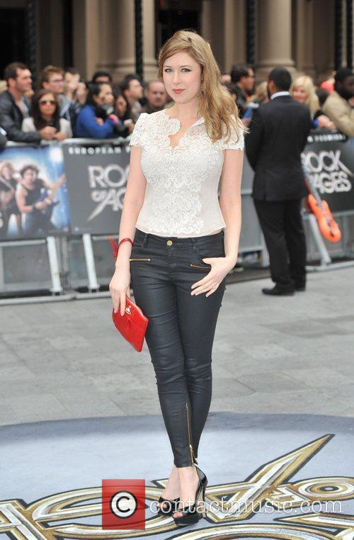 Hayley Westenra and Odeon Leicester Square 7