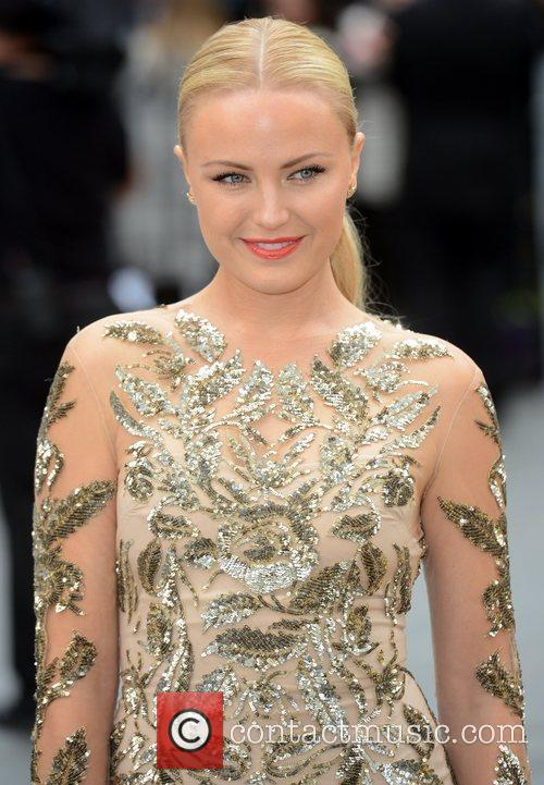 Malin Akerman and Odeon Leicester Square 6