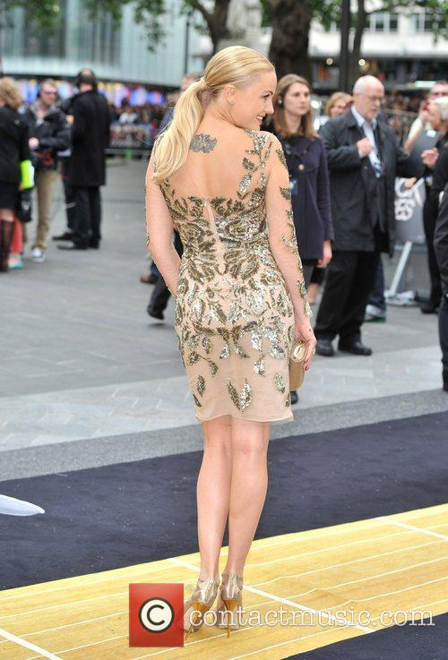 Malin Akerman and Odeon Leicester Square 22