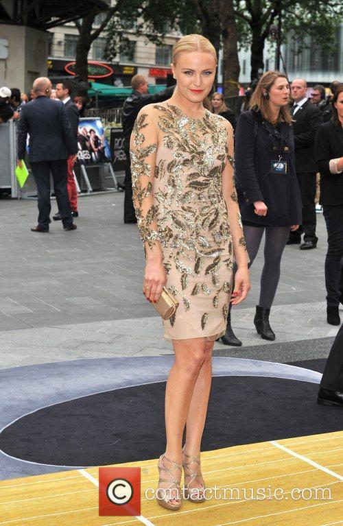 Malin Akerman and Odeon Leicester Square 27