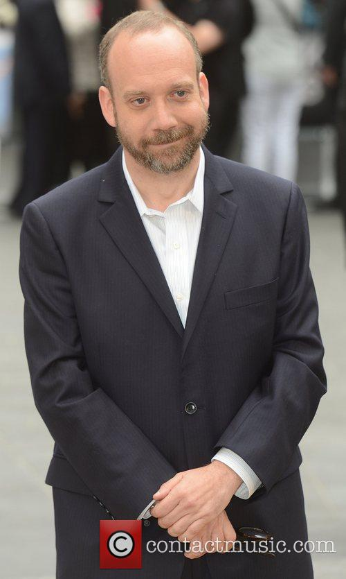 Paul Giamatti and Odeon Leicester Square 8
