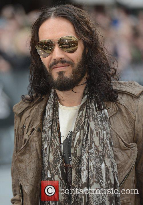 Russell Brand and Odeon Leicester Square 2